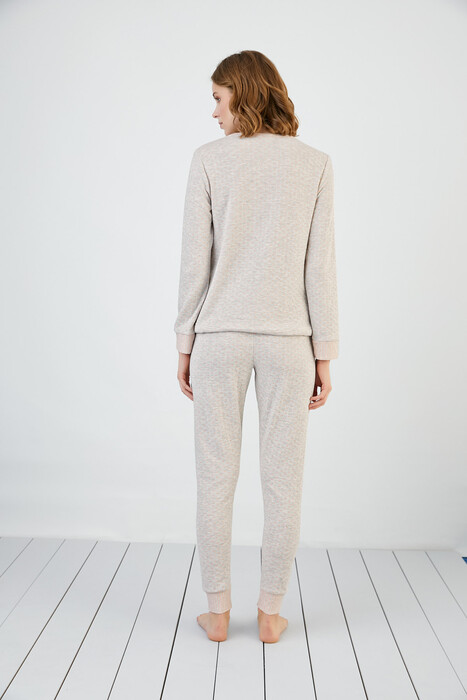 ZEY - 30352 Bayan Pijama Takım (1)