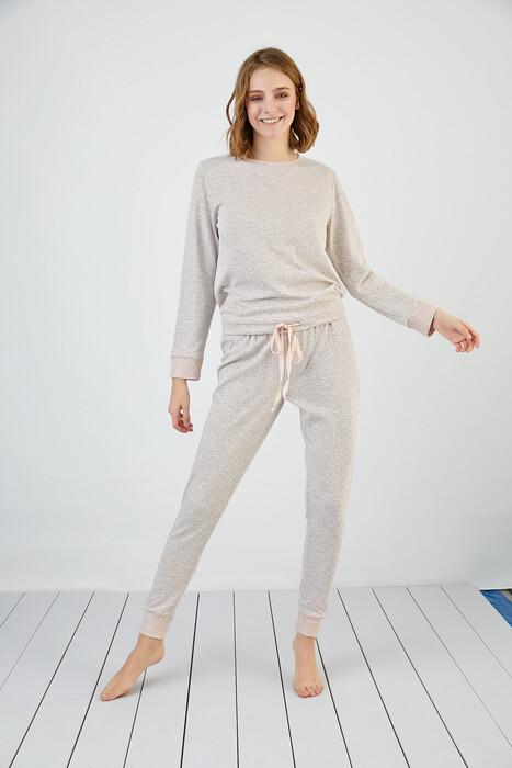 ZEY - 30352 Bayan Pijama Takım