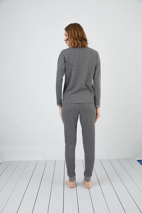 ZEY - 30354 Bayan Pijama Takım (1)