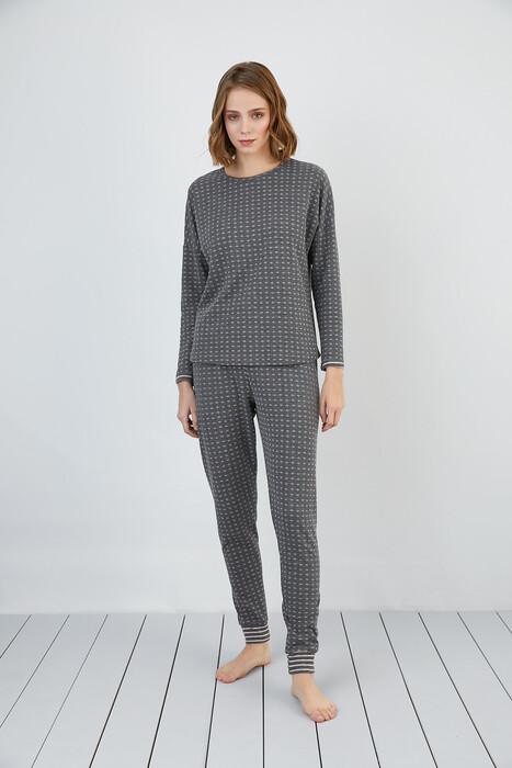 ZEY - 30354 Bayan Pijama Takım