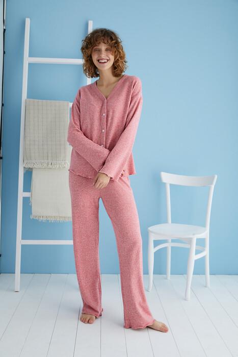 ZEY - 30362 Bayan Pijama Takım