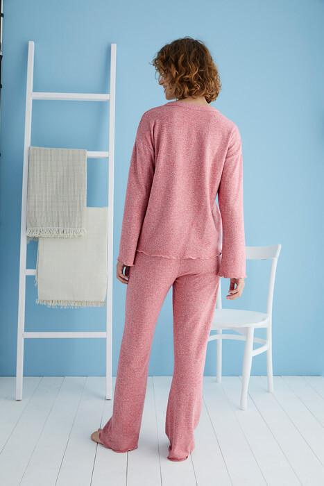 ZEY - 30362 Bayan Pijama Takım (1)