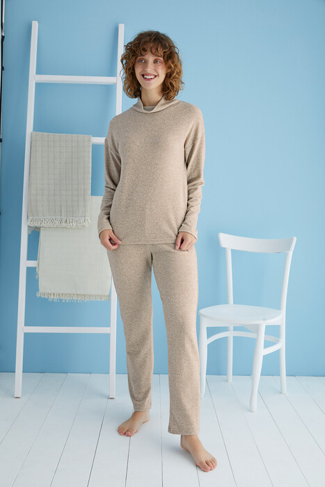 ZEY - 30363 Bayan Pijama Takım