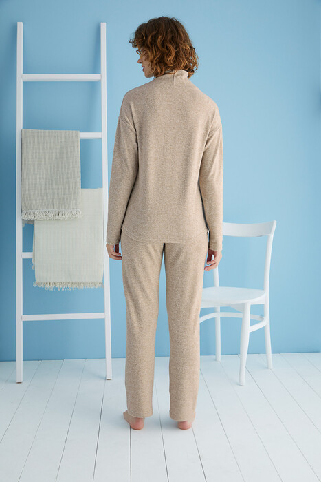 ZEY - 30363 Bayan Pijama Takım (1)