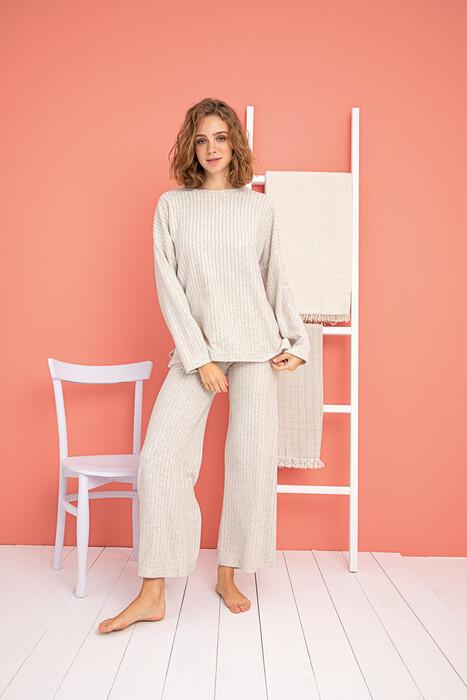 ZEY - 30367 Bayan Pijama Takım