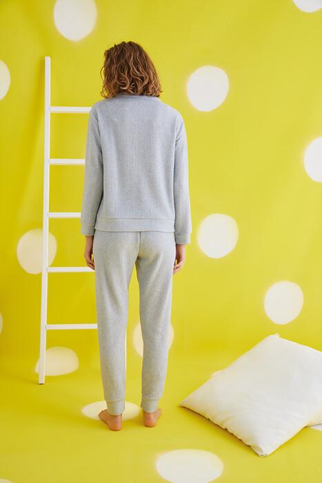 ZEY - 30402 Bayan Pijama Takım (1)