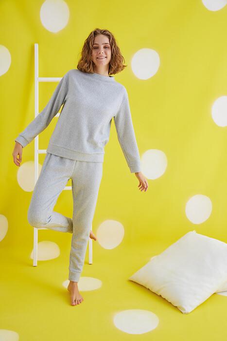 ZEY - 30402 Bayan Pijama Takım