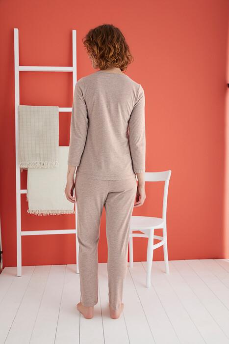 ZEY - 30384 Bayan Pijama Takım (1)