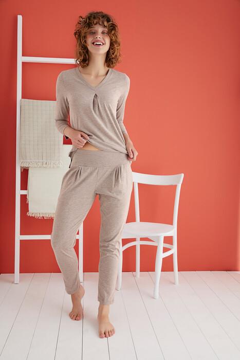 ZEY - 30384 Bayan Pijama Takım