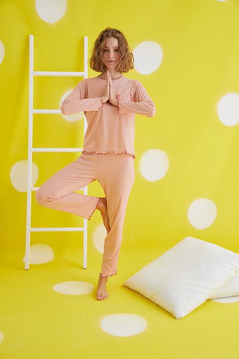 ZEY - 30432 Bayan Pijama Takım
