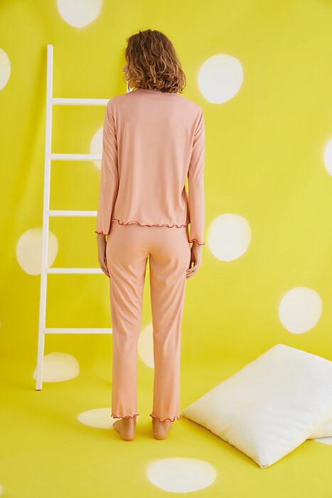 ZEY - 30432 Bayan Pijama Takım (1)