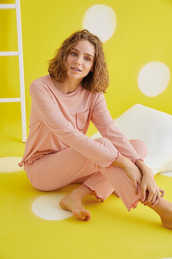 30432 Bayan Pijama Takım