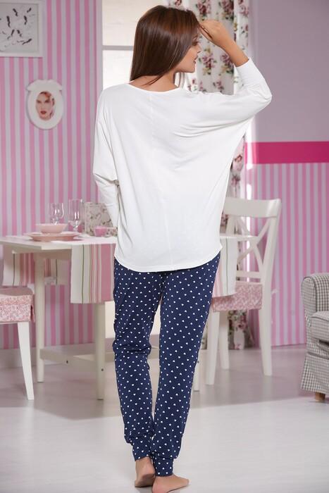 SEVİM - Baskılı Pijama Takım (1)