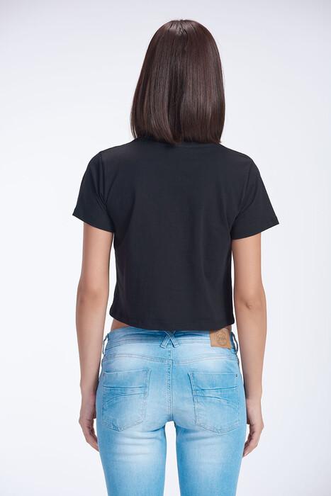 SEVİM - Bayan Crop T-Shirt (1)