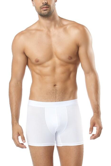 SVM - Erkek 2'Li Likralı Boxer