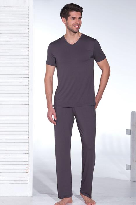 SVM - Erkek Micro Modal Pijama Takım