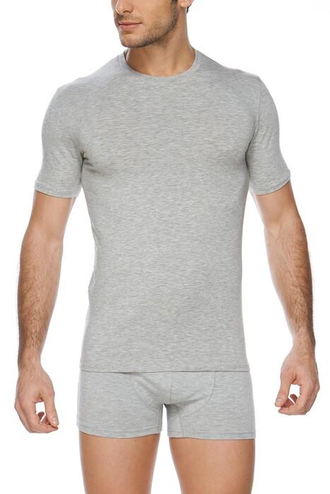SVM - Erkek Modal Likralı O Yaka T-shirt (1)